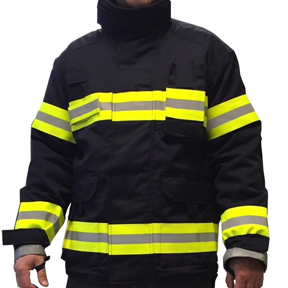 Veste d'intervention sapeurs-pompiers