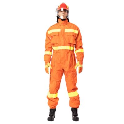 Combinaison intervention pour brigades incendie