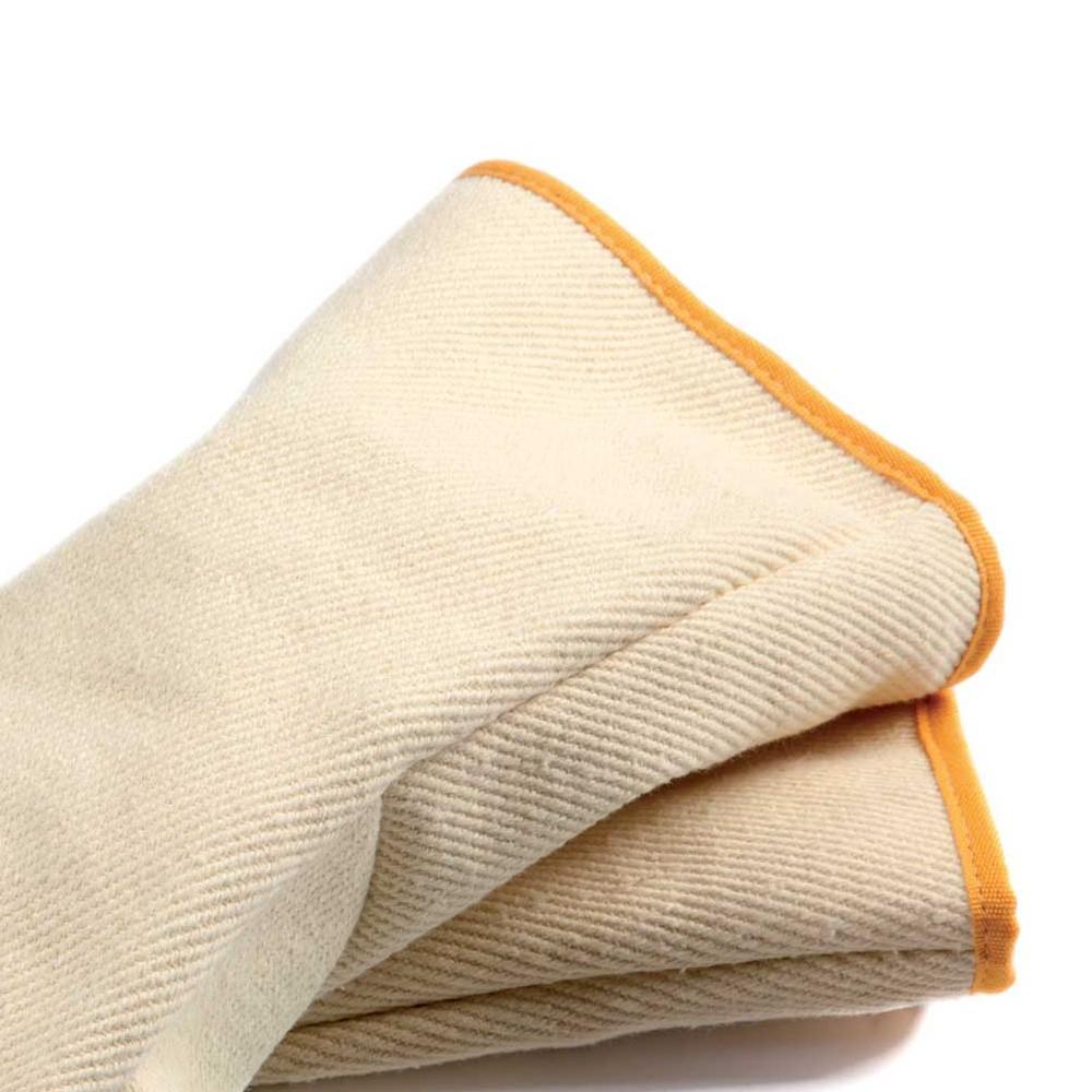 Manche de gants anti-chaleur