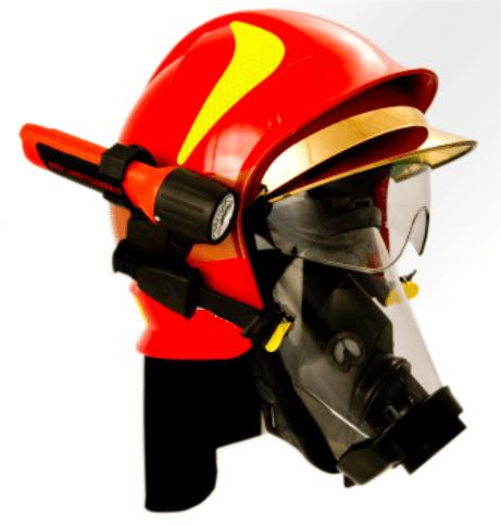 Casque pompier - Feux Urbains