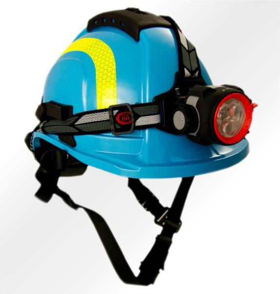 Casque pompier - Feux de Forêts