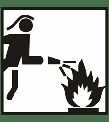 Veste d'intervention pour sapeurs pompiers