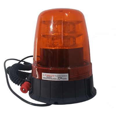 Feux tournant Orange 32W LED