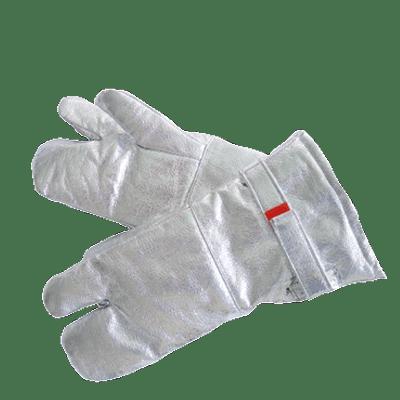 Gants résistants à la chaleur 3 doigts