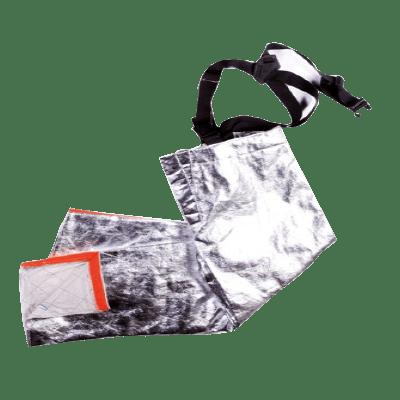 Pantalon d'approche aluminisé