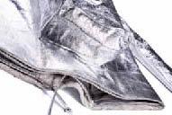 Veste / Pantalon aluminisés