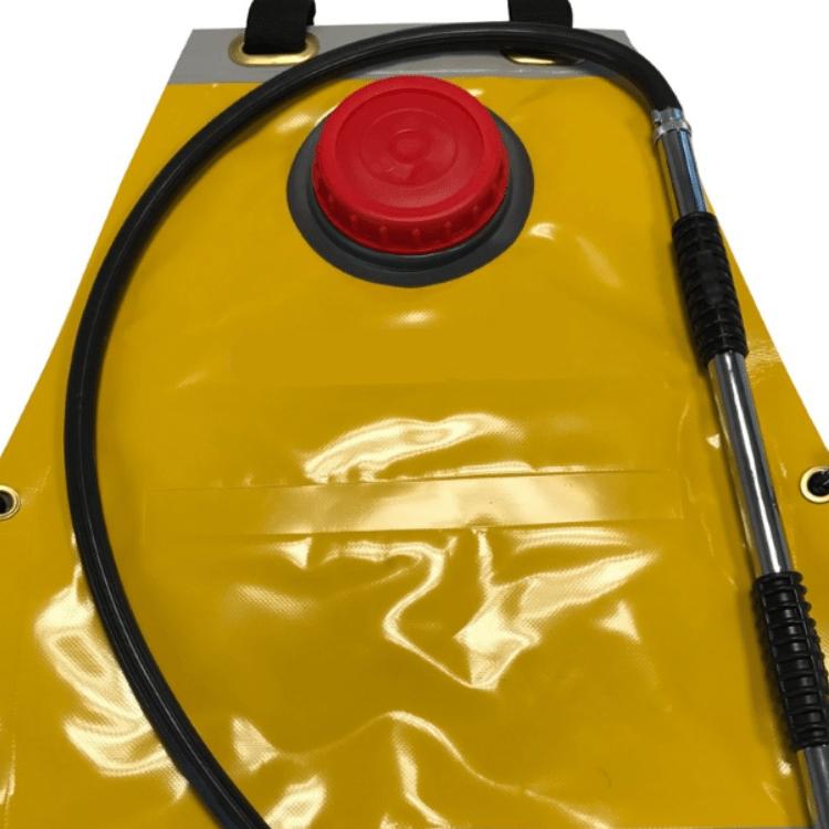 Réservoir 18 litres seau pompe