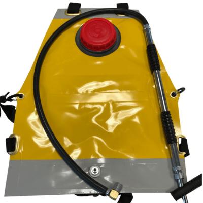 Seau pompe 18 L pour premières interventions