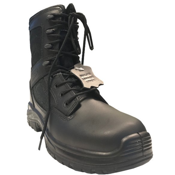 Chaussure tactique professionnel noir