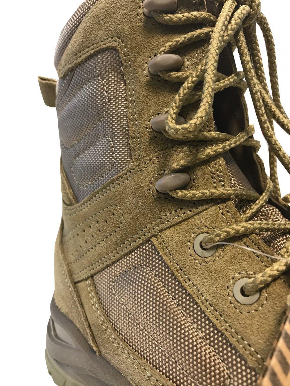 chaussures tactiques pour professionnels
