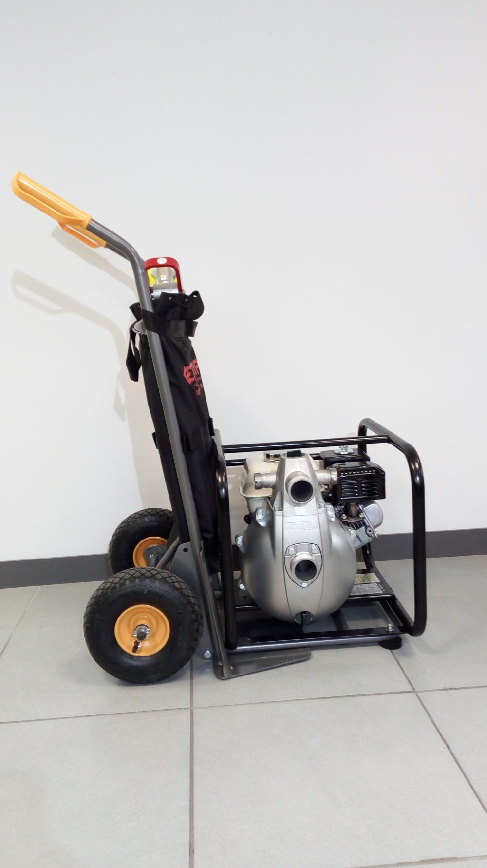 motopompe transportable