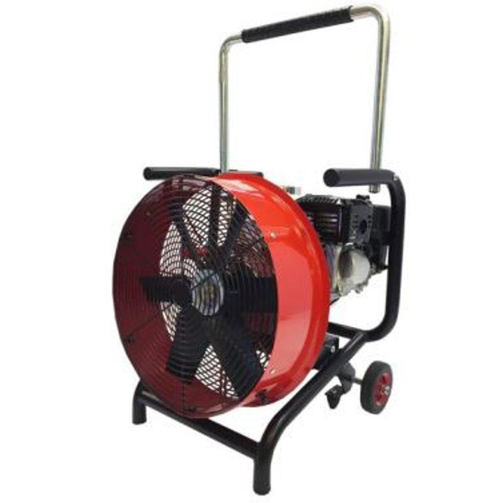 Ventilateur essence pour intervention