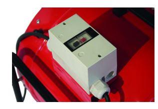 boitier ventilateur electrique