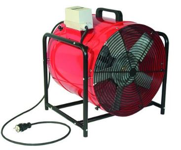 ventilateur electrique compact