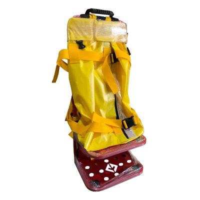 Claie de portage pour intervention sapeurs-pompiers