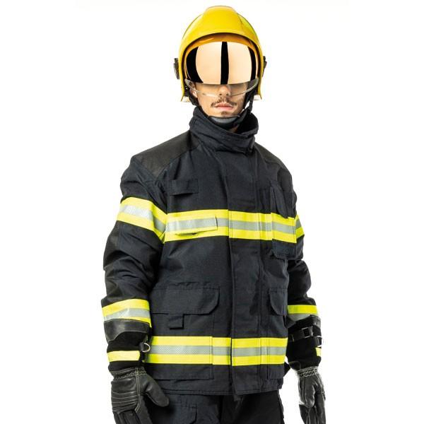 Veste commander d'intervention sapeurs-pompiers