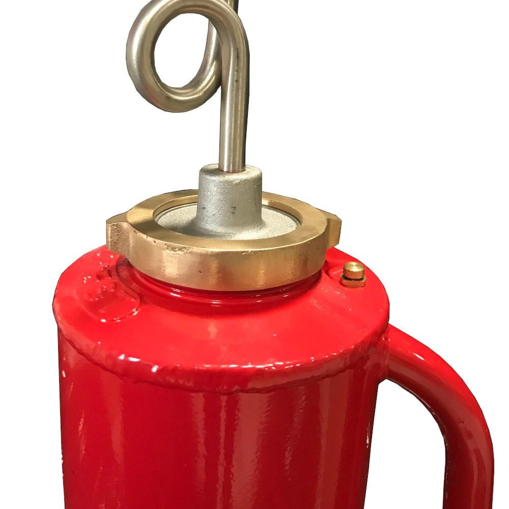 Torche d'égouttement pour feux de forêts