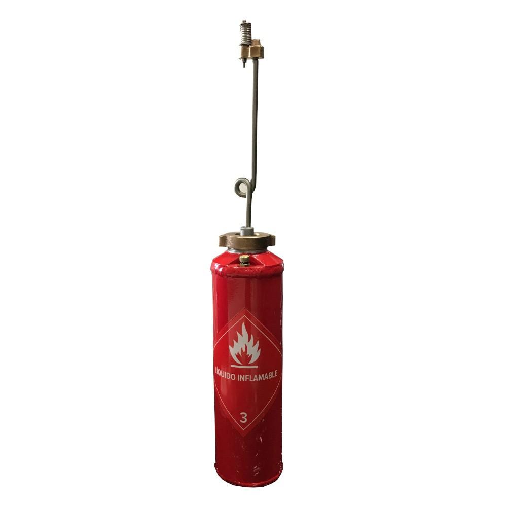 Torche d'égouttement pour feux de forêt
