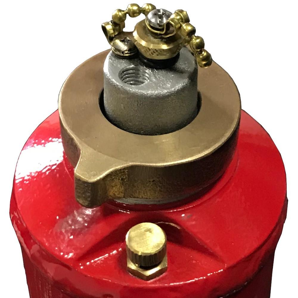 Torche d'égouttement légère en aluminium