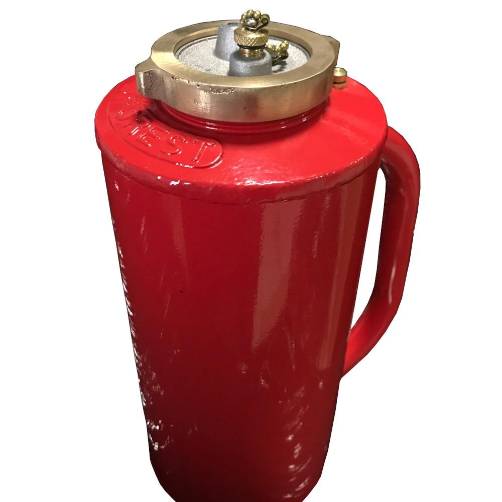 Torche d'égouttement 5 litres pour feux forestiers