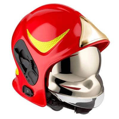 Casque sapeurs-pompiers EVO type F1