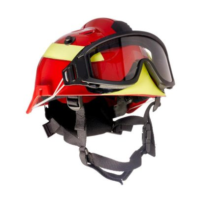 Casque intervention EOM rouge