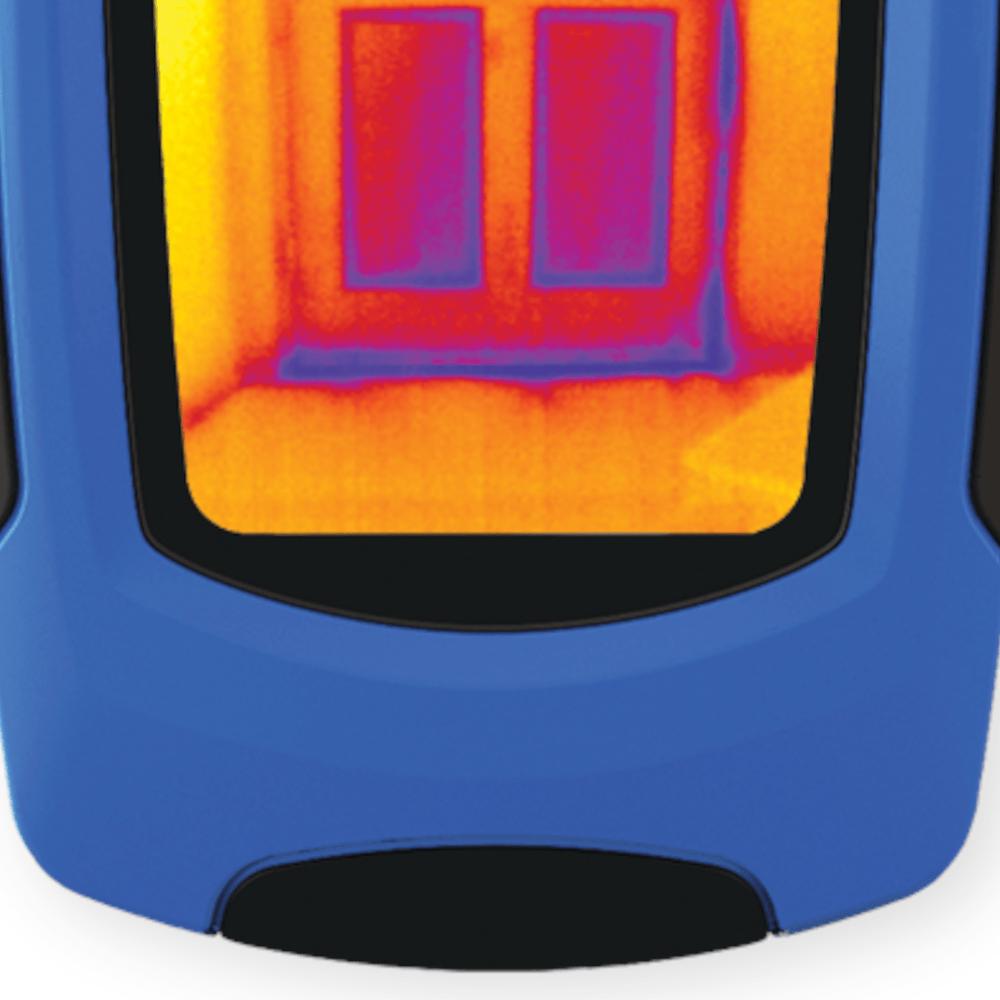 Caméra thermique pour sapeurs-pompiers