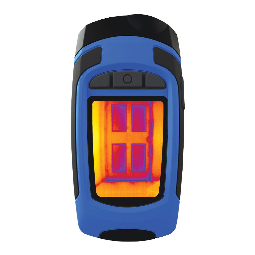Caméra thermique incassable pour sapeurs-pompiers