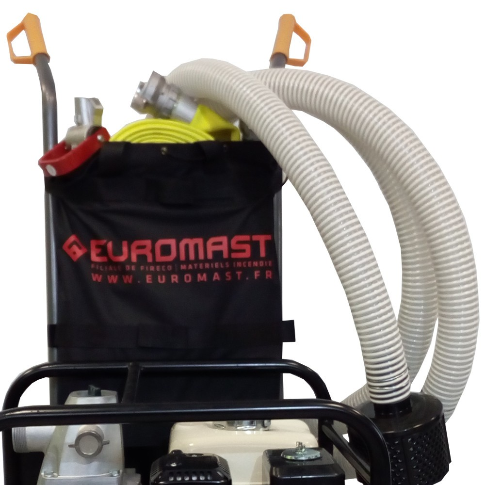 Kit incendie essence avec accessoires pour la lutte contre les départs incendie