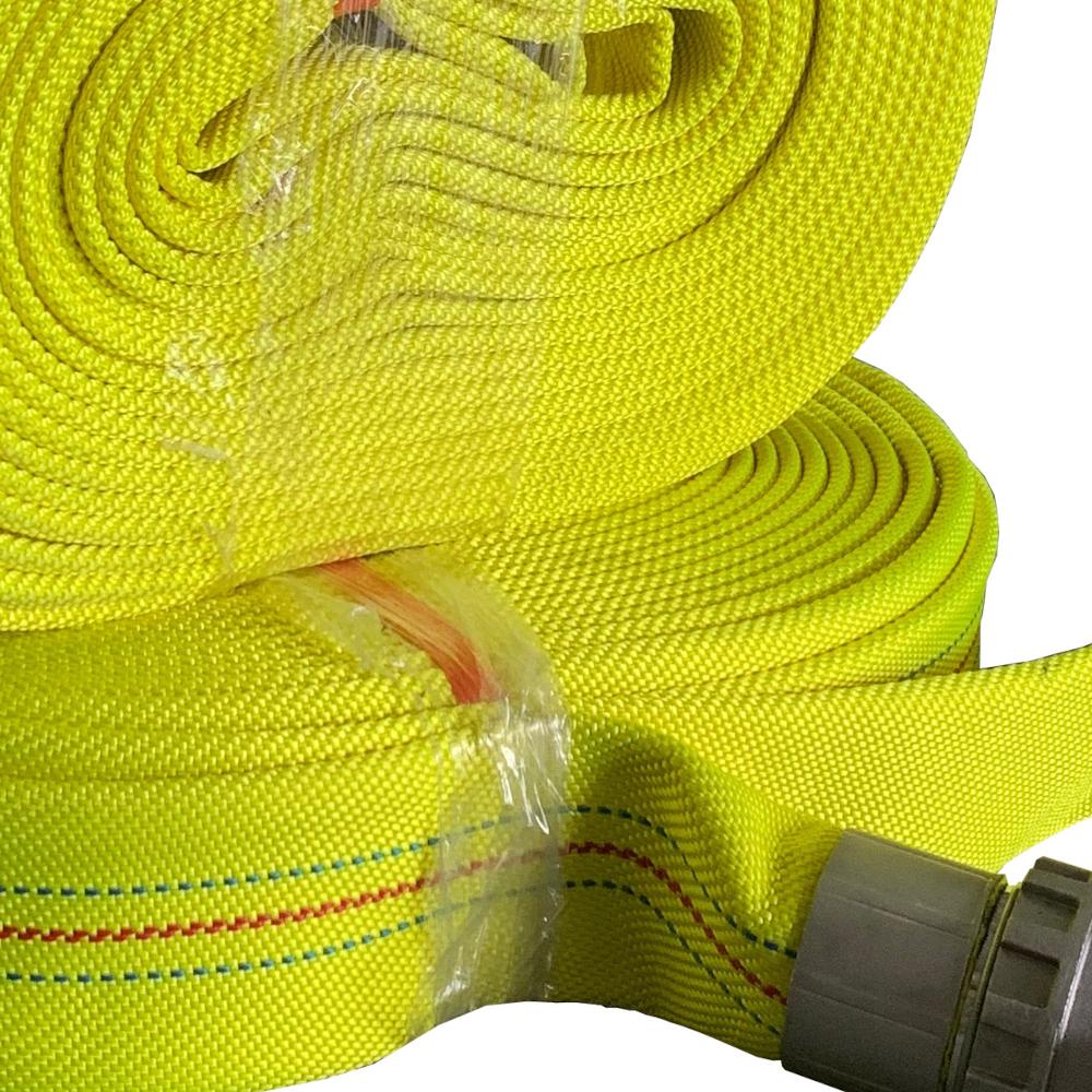 Tuyaux incendie pour sapeurs-pompiers