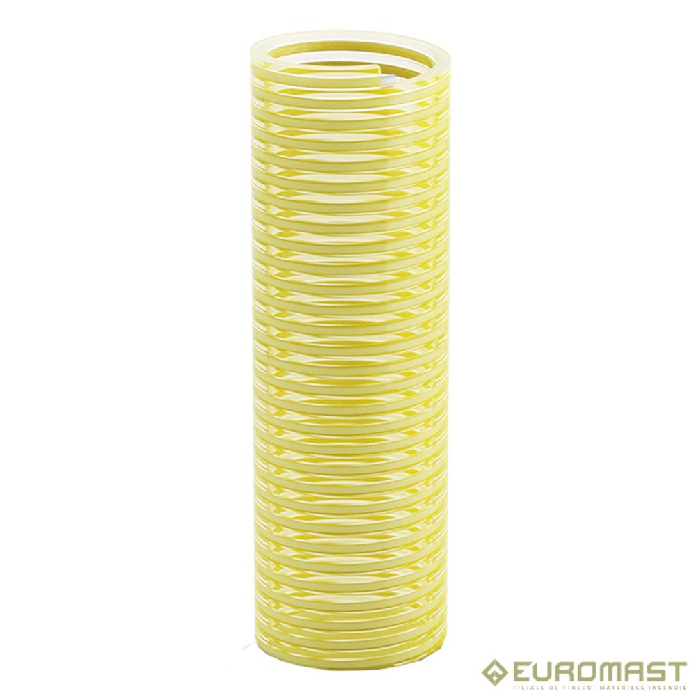 tuyaux spirales PVC rigides pour aspiration