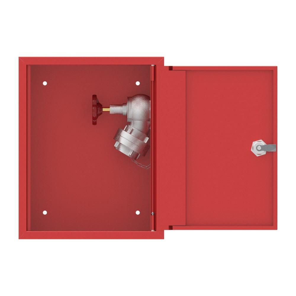 Armoire incendie pour vanne d'eau pour les bâtiments